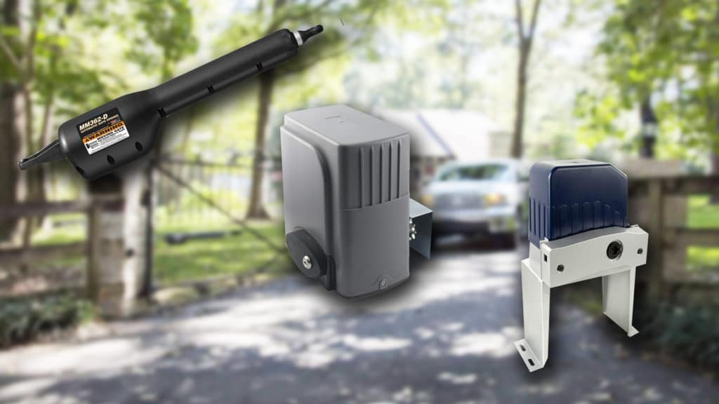 Top 10 Best Automatic Gate Opener: 2020