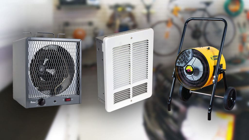 best electric garage heater reviews