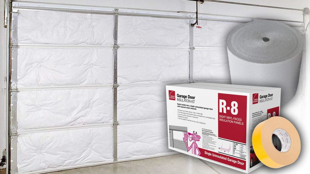 best garage door insulation kit reviews