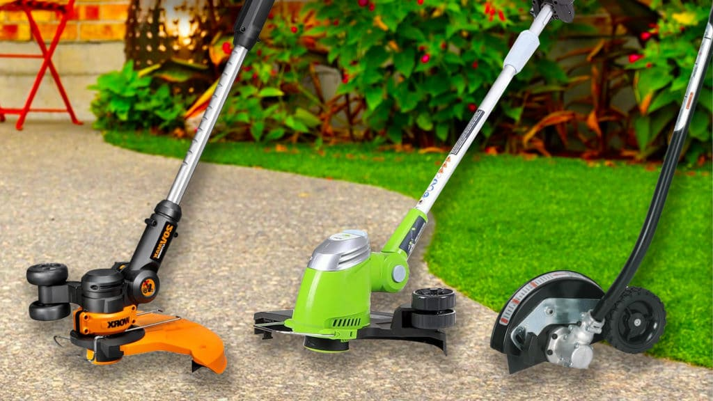 best lawn edger reviews