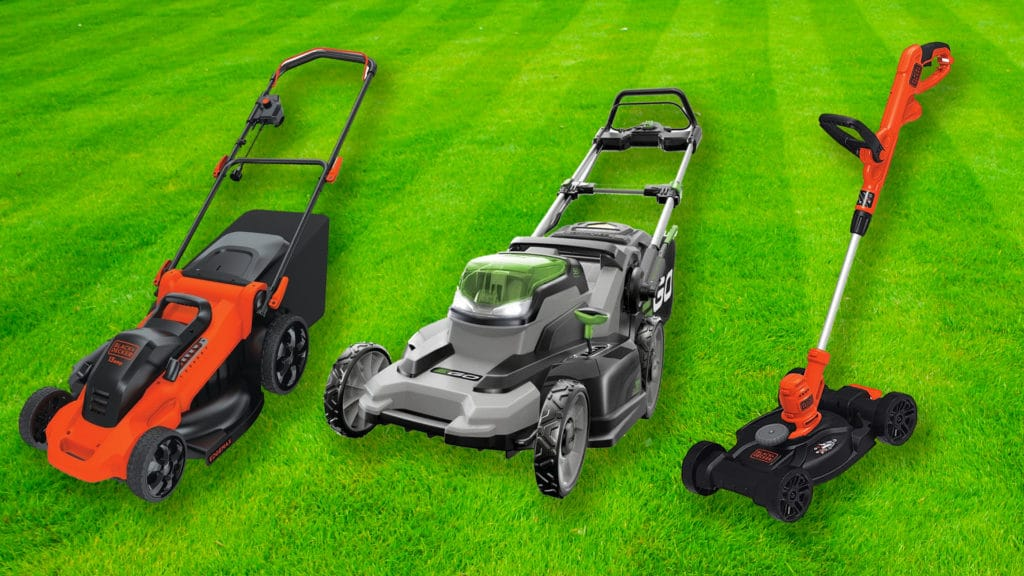 best lawn mower for small yard reviews