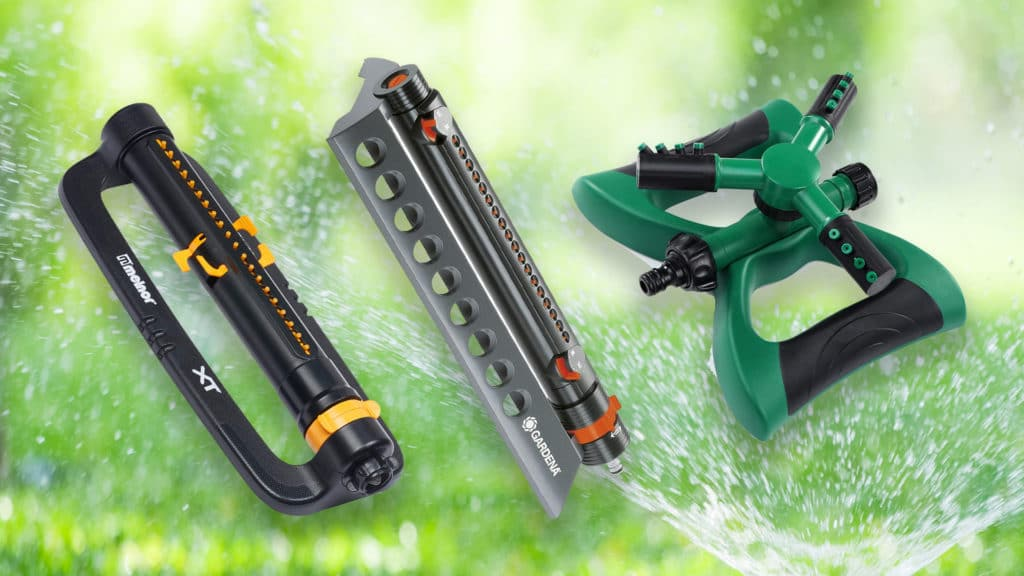 best lawn sprinkler reviews