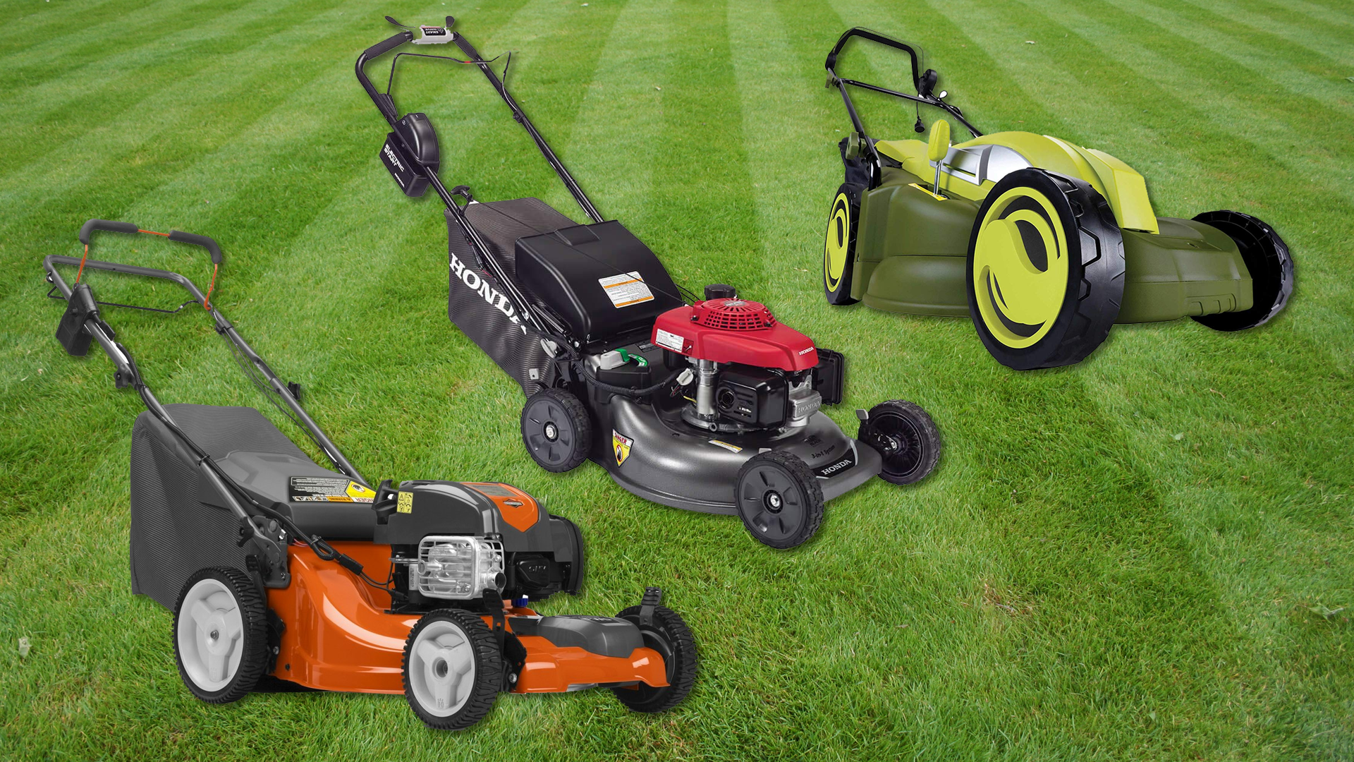 best electric start lawn mower reviews
