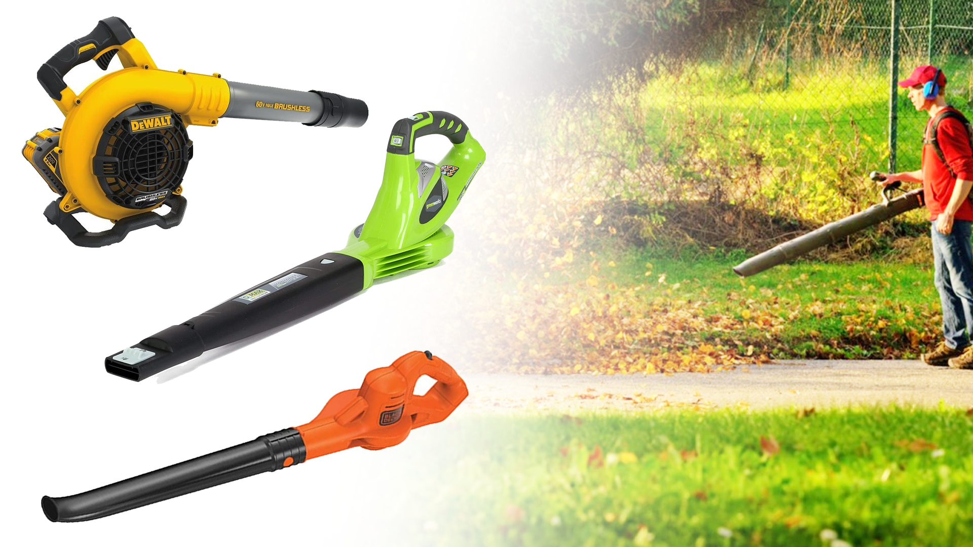 cordless leaf blower reviews and buying guide by homegearexpert