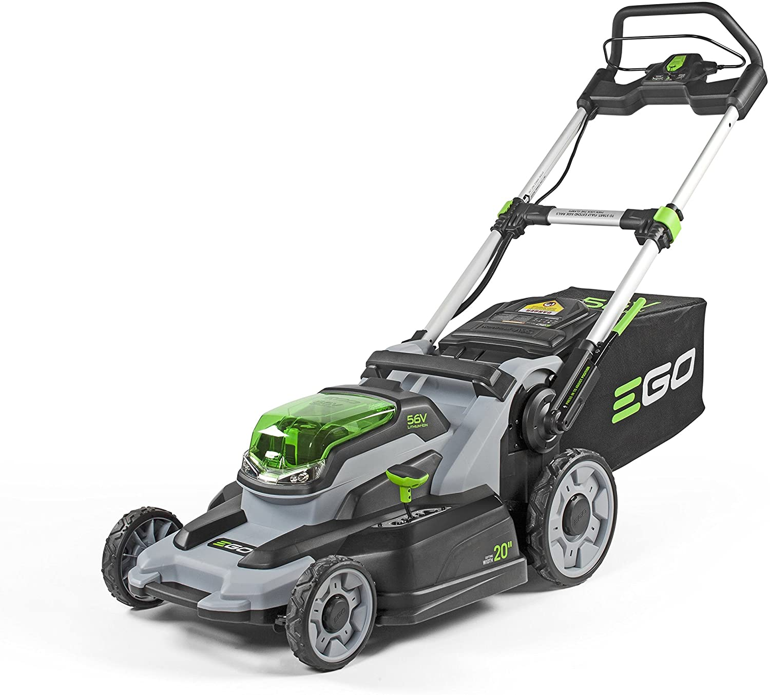 EGO Power + LM2000-S Cordless Mower Review